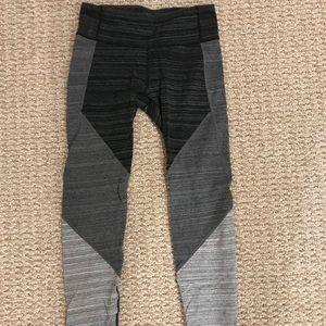 Gap tri-color leggings